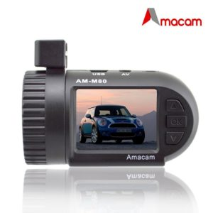 Amacam AM-M80 Miniature Dash Cam