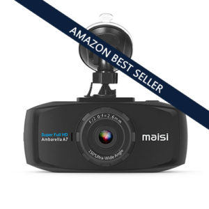 MAISI 2K Extreme HD Pro 1296P Car Dash Camera