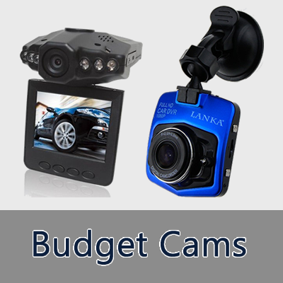 Cheap budget dash cams