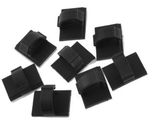 Dash Cam Cable Clips