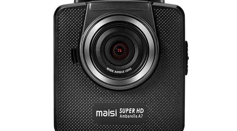 Maisi Ultra HD Dash Cam