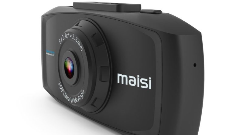 Maisi 2K Extreme HD Pro Dash Cam 2